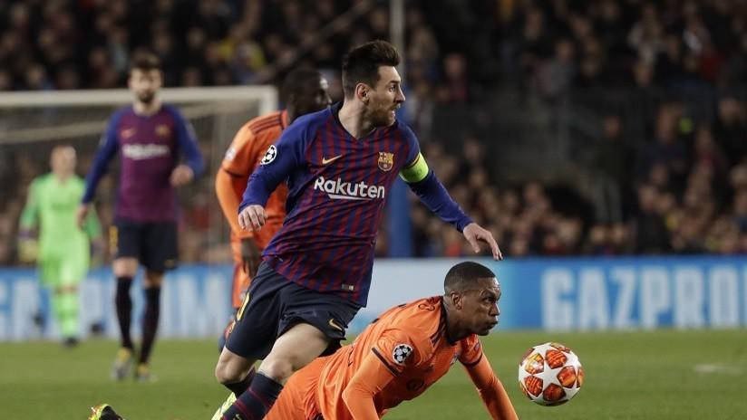 El FC Barcelona avanza a los cuartos de la Liga de Campeones tras derrotar al Lyon por 5-1