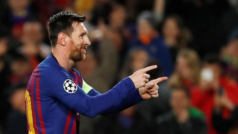 """Messi elogia a Cristiano Ronaldo tras su """"impresionante"""" actuación en la """"noche mágica"""" contra el Atlético"""