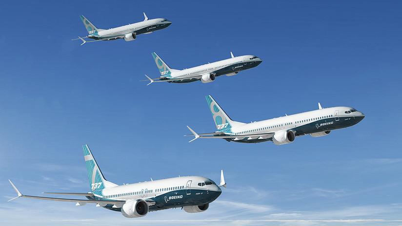 Boeing prepara una actualización para el software de vuelo del 737 MAX