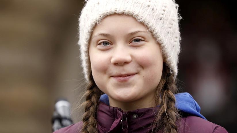 Nominan al Nobel de la Paz a la adolescente sueca que realizó una 'huelga escolar' contra el cambio climático