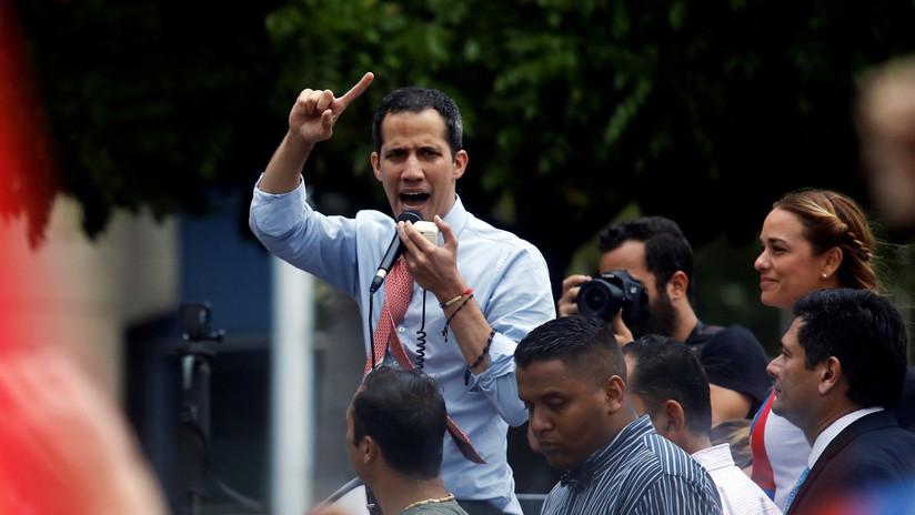 """""""La opción de fuerza no la controlamos nosotros"""": Juan Guaidó cae en una broma telefónica de cómicos rusos (AUDIO)"""
