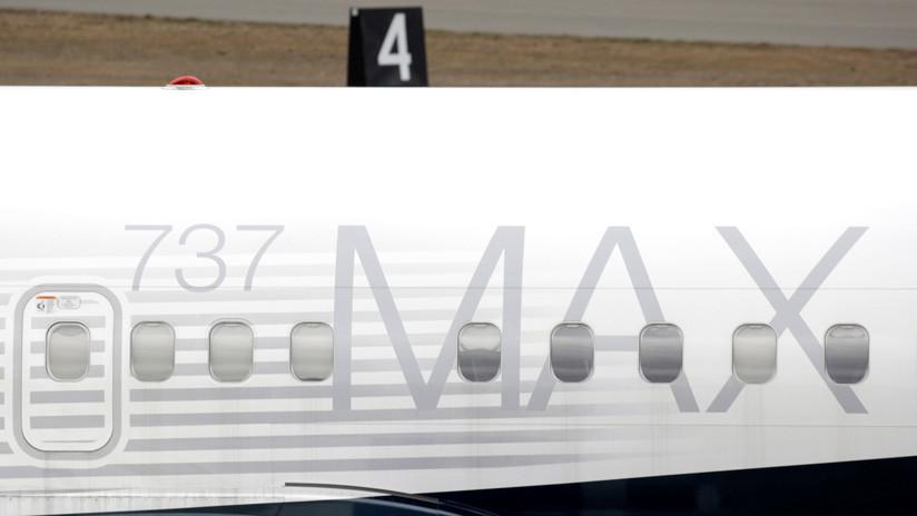 """Los aviones Boeing 737 MAX permanecerán en tierra durante  """"semanas"""" como mínimo"""