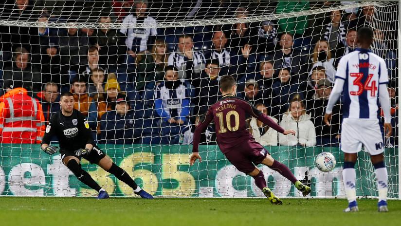 ¿El penalti peor lanzado de la historia?