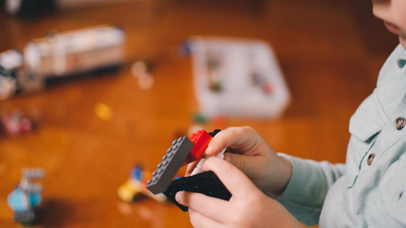 La pintura de los juguetes causa daños irreversibles en un niño de cuatro años