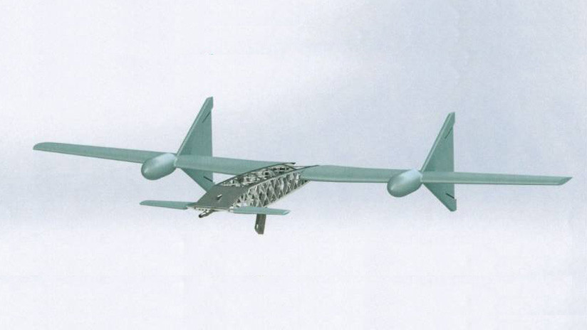 Rusia patenta un dron interceptor