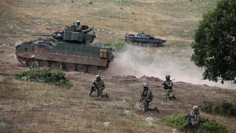 EE.UU. realizó ejercicios militares en los que recreó dos meses de guerra con Corea del Norte