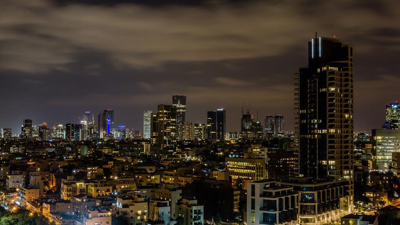 VIDEO: Se activan las sirenas de ataque aéreo en Tel Aviv por el lanzamiento de misiles desde la Franja de Gaza