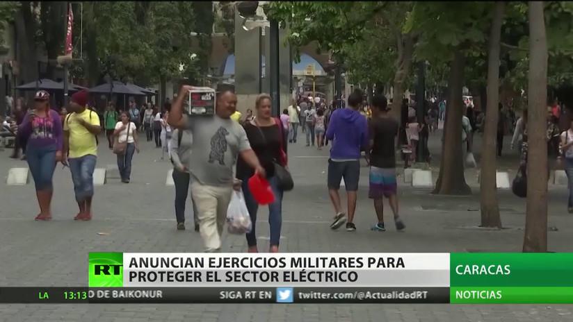 Venezuela vuelve a la normalidad después del apagón