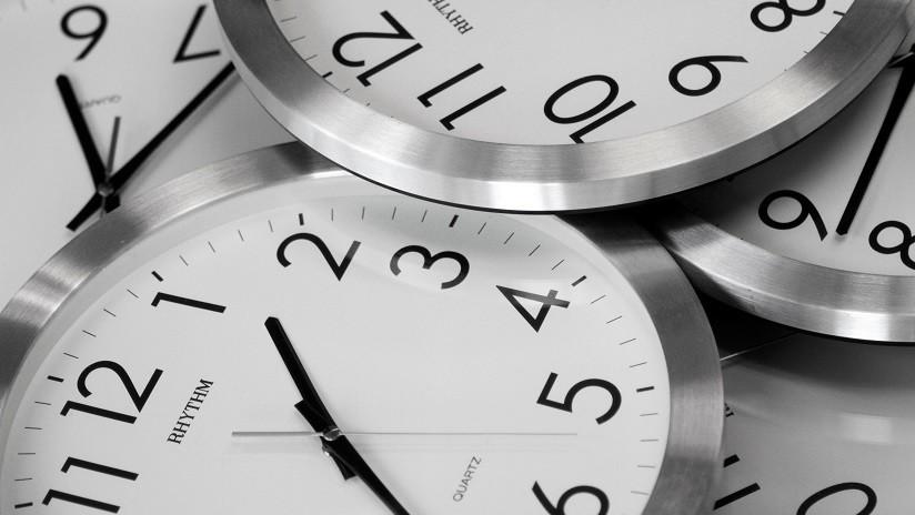 'Máquina del tiempo': Físicos rusos logran enviar partículas al pasado