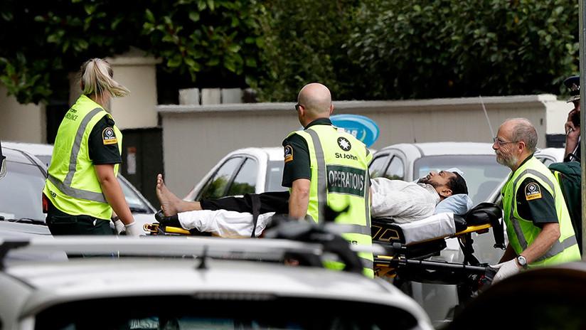 Masacre en Nueva Zelanda: Decenas de víctimas en ataques terroristas a dos mezquitas