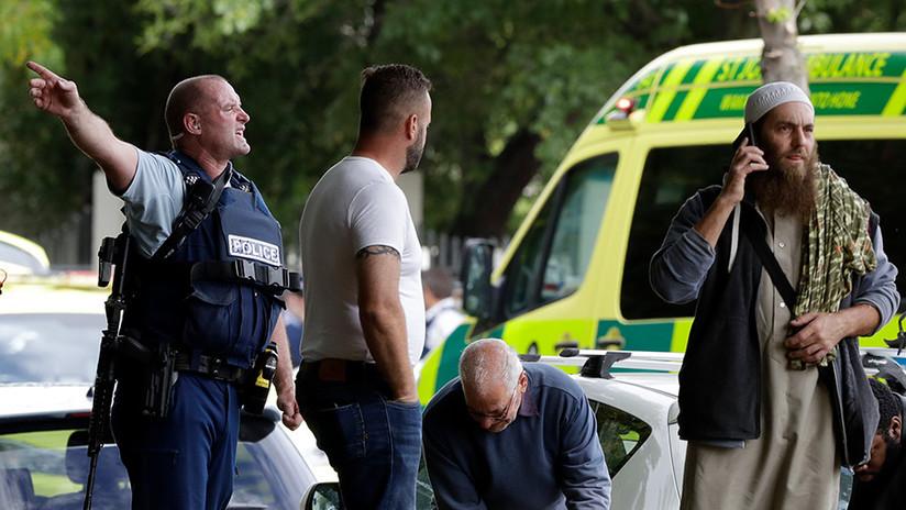 Tiroteo en una segunda mezquita en la ciudad neozelandesa de Christchurch
