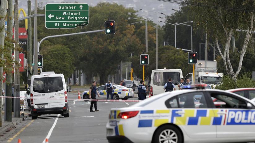 Resultado de imagen para Al menos 48 heridos y 49 fallecidos, tras ataque en Nueva Zelanda