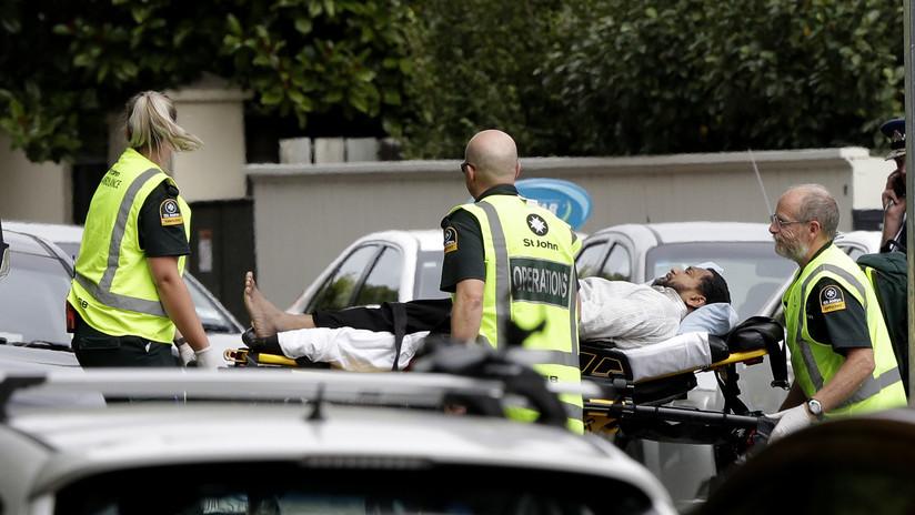 MINUTO A MINUTO: Los tiroteos mortales en dos mezquitas de Nueva Zelanda