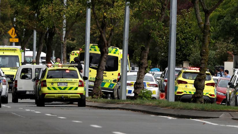 Ataque a mezquitas en Nueva Zelanda