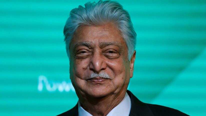 Un multimillonario indio dona 7.500 millones de dólares  a causas filantrópicas