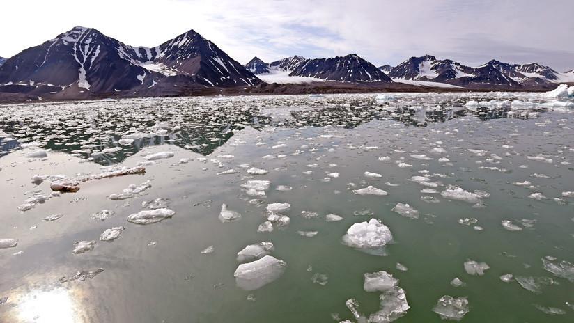 Por vez primera el Ártico no se congeló en octubre