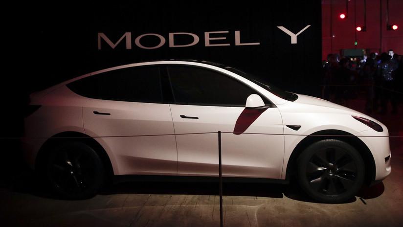 VIDEO, FOTO: Tesla presenta Model Y, su nuevo coche eléctrico
