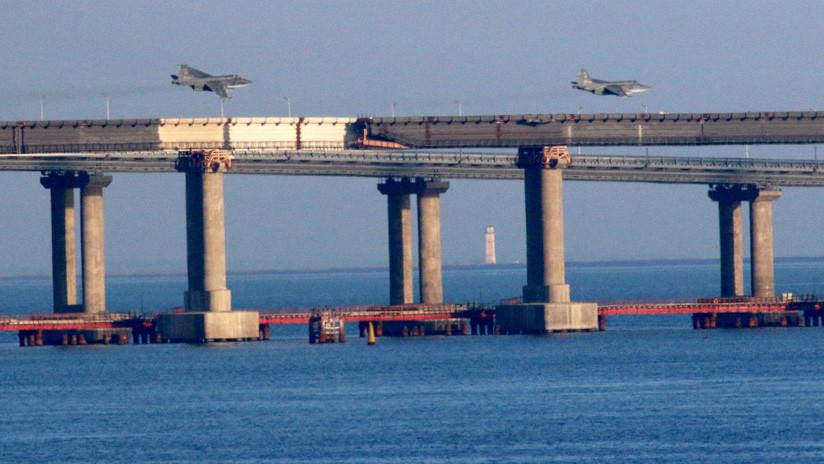 El Tesoro de EE.UU. sanciona a ocho entidades rusas en relación con el incidente en el estrecho de Kerch