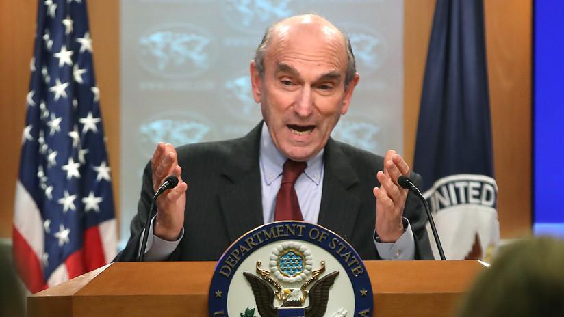 Equipo diplomático de EEUU continuará su misión desde otro lugar — Abrams