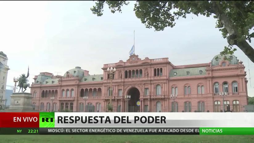 El Gobierno de Argentina pide investigar al juez que reveló presunto espionaje político
