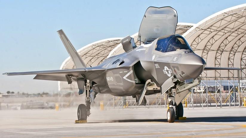 El Pentágono admite no saber cómo fueron gastados 2.100 millones de dólares durante la producción de los F-35