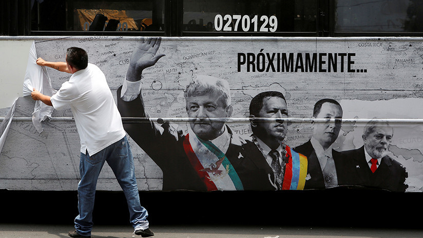 Gobierno mexicano denuncia un documental por considerarlo 'campaña sucia' contra López Obrador