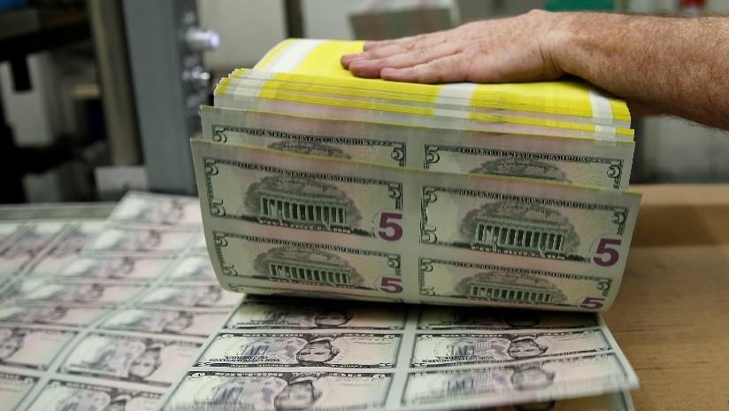 """Economista Richard Wolff: """"La deuda corporativa lleva a la economía de EE.UU. a una nueva crisis"""""""