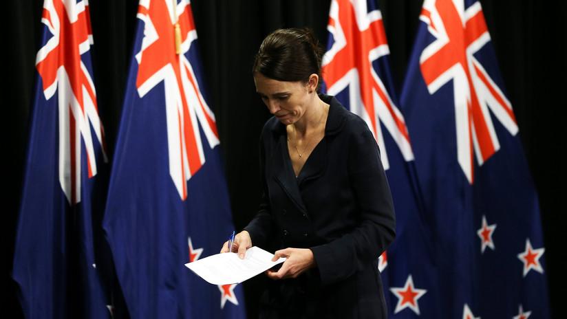 """La primera ministra de Nueva Zelanda confiesa haber leído """"elementos"""" de la carta de Tarrant"""