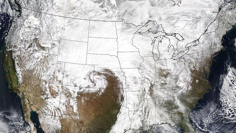 EE.UU.: La 'bomba ciclónica' deja al menos un muerto y dos desaparecidos tras la peor inundación en 50 años de Nebraska