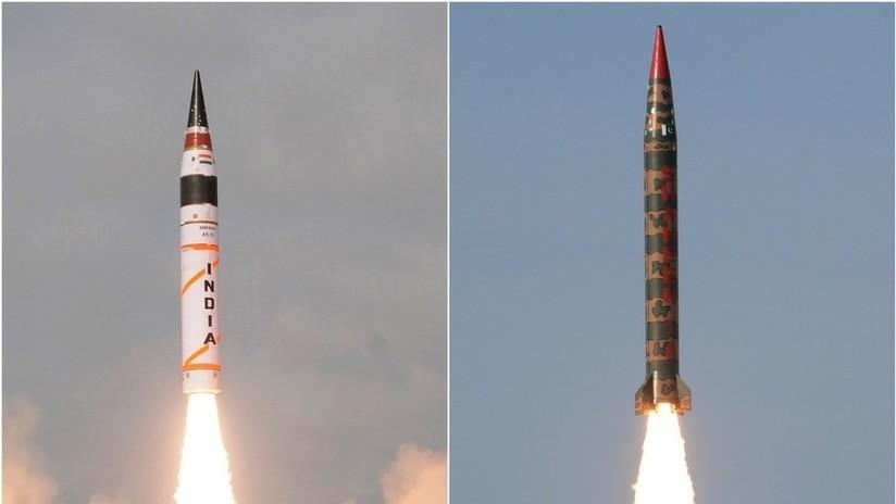 Reporte: India y Pakistán amenazaron con atacarse mutuamente con misiles