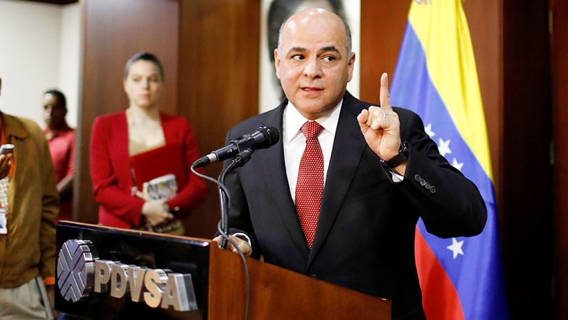 Ministro de Petróleo de Venezuela: PDVSA planea abrir una oficina en Moscú