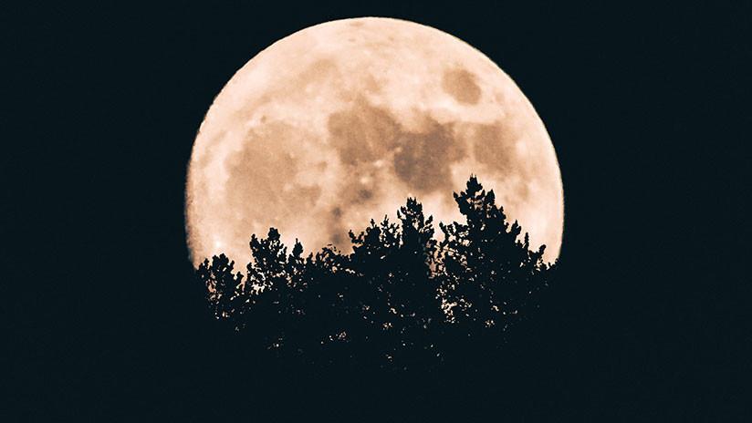 La 'superluna de gusano' coincidirá con el equinoccio de marzo
