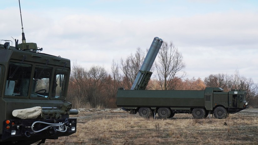 """Las fuerzas desplegadas en Crimea """"no darán ninguna opción a un potencial enemigo"""""""