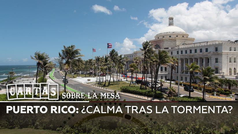 Puerto Rico: ¿Calma tras la tormenta?