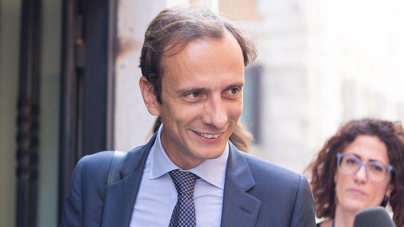 Político antivacunas fue hospitalizado por una varicela en Italia