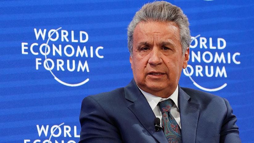 Justicia de Ecuador acepta recurso para que se investigue a Moreno por presunto nexo a empresa offshore