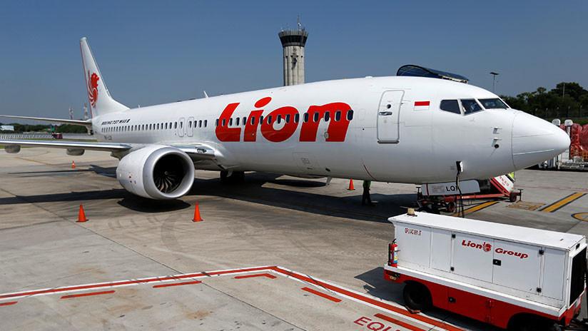 Piloto fuera de servicio evitó que el Boeing 737 MAX 8 de Lion Air sufriera un accidente un día antes de la tragedia aérea en Indonesia