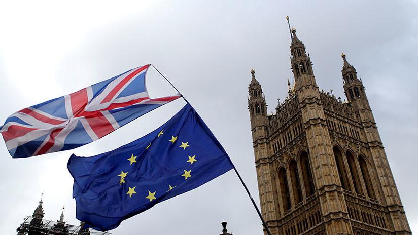 May pidió una corta prórroga del 'brexit' a la Unión Europea