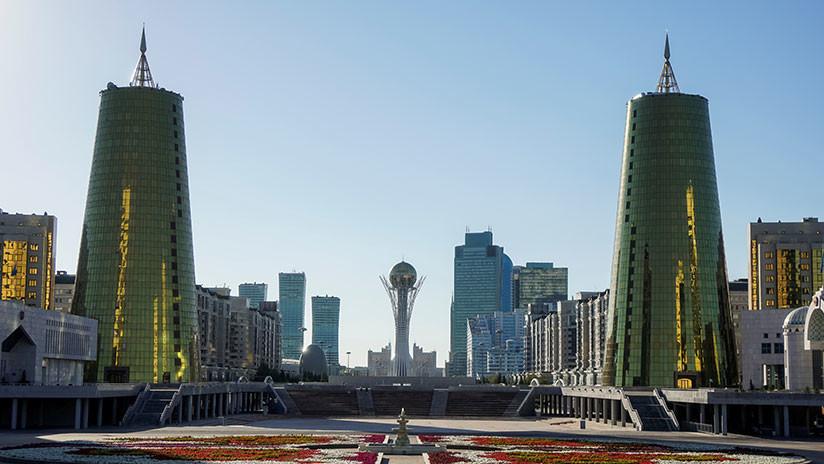 Dimite el presidente de Kazajistán