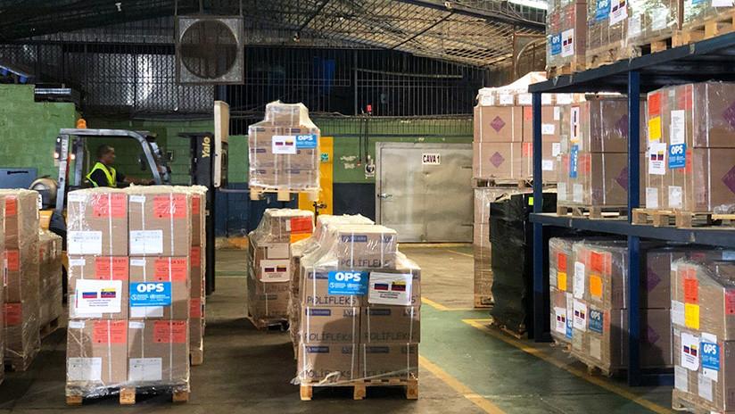 Venezuela recibirá un cargamento de medicinas y principios activos provenientes de Rusia
