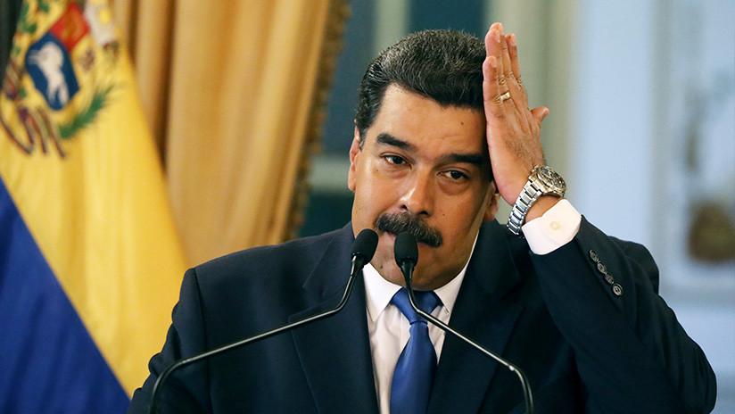 5 millones de dólares para medicinas nos secuestró Trump — Maduro