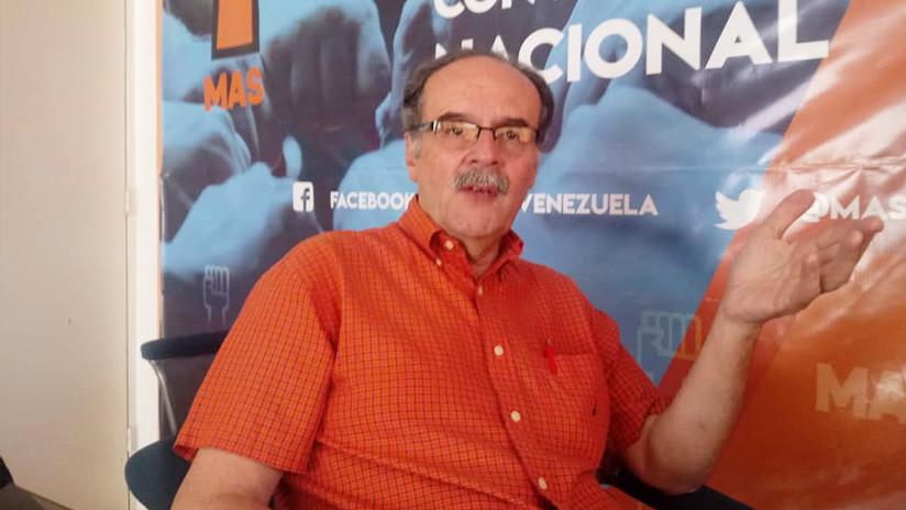 """Dirigente opositor venezolano: """"Se requiere más coraje para dialogar con Maduro que para insultarlo con un tuit"""""""