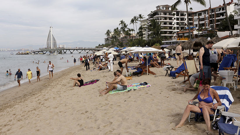 Una familia busca vacaciones en México y British Airways les ofrece unas por 4 millones de dólares