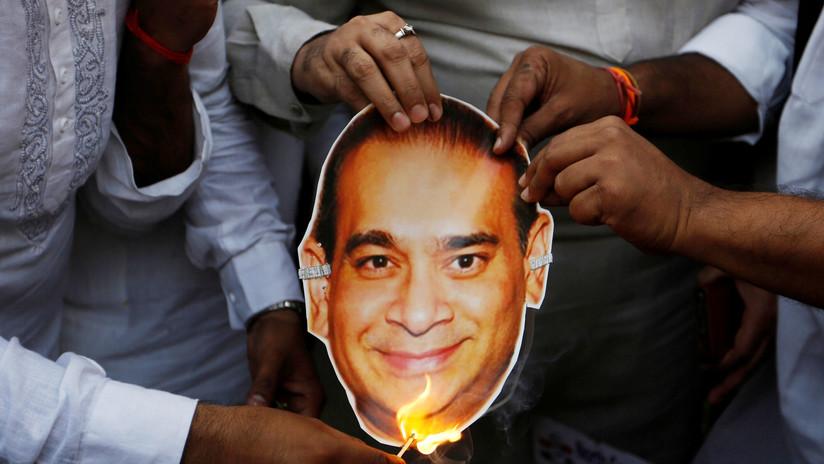 """Arrestan al """"joyero de las estrellas"""", acusado del mayor fraude bancario de la historia de la India"""