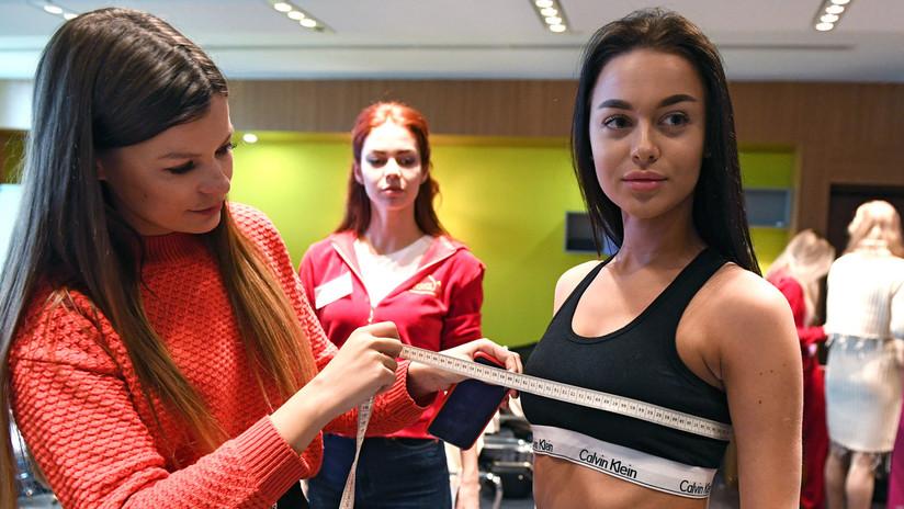 Miss Rusia: 50 mujeres se preparan para luchar por el título