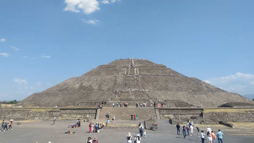 VIDEO: El mito detrás del equinoccio en las pirámides mexicanas de Teotihuacán