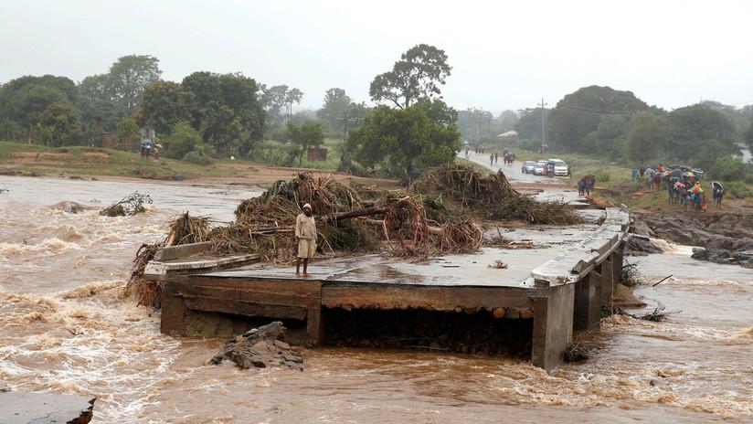 Más de 400 muertos y 1,5 millones de damnificados: El peor desastre en el sudeste de África