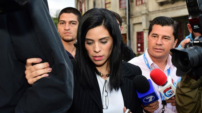 La embajada de Venezuela en Costa Rica denuncia a la representante de Guaidó que tomó la sede diplomática