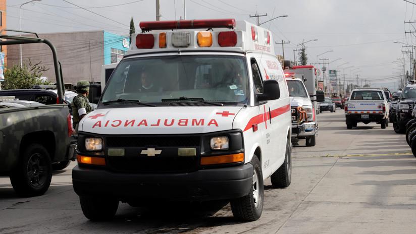Al menos seis heridos en la explosión de un tanque de gas en Ciudad de México