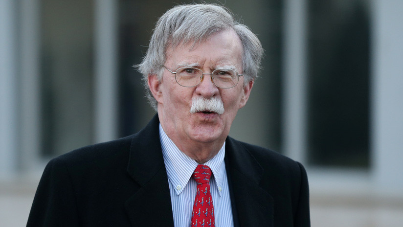 """Bolton: El arresto del asesor de Guaidó """"no quedará sin respuesta"""""""
